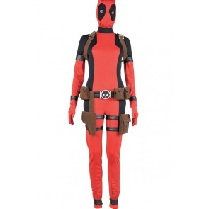 Wanda Wilson From Deadpool Lady Cosplay Costume