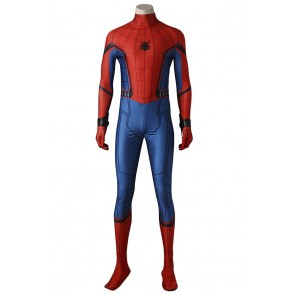 Spider-Man Homecoming Cosplay Spider-Man Peter Parker Costume