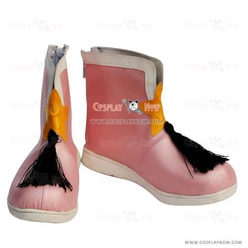 Cardcaptor Sakura Sakura Fight Cosplay Shoes