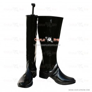 Katekyo Hitman Reborn Cosplay Shoes Flan Boots