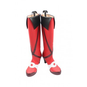 Macross Delta Cosplay Shoes Freyja Wion Boots