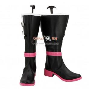 God Eater Cosplay Shoes Cagetsu Nana Boots