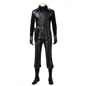 Marvel Comics Cosplay Spider-Man Noir Peter Parker Costume