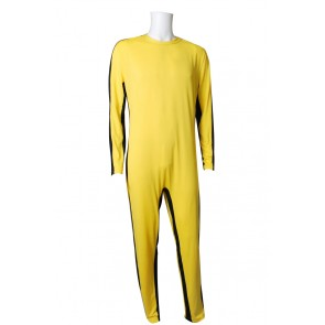 The Game of Death Bruce Lee Cosplay Costume
