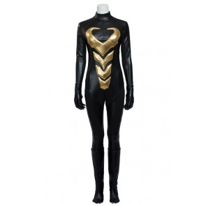 Wasp Costume For Ant-Man Cosplay Jumpsuit