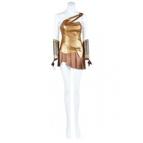 Diana Prince From Wonder Woman Cosplay Costume