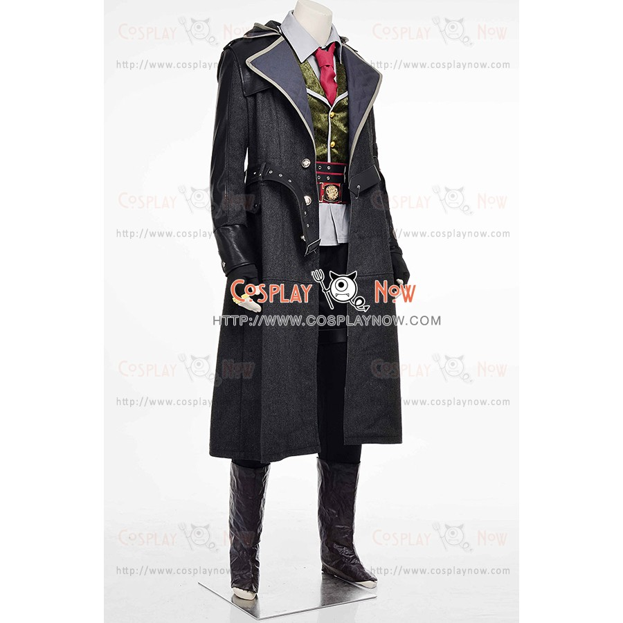Jacob Frye Costume For Assassins Creed Syndicate Cosplay Uniform