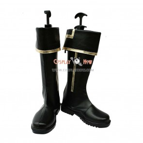 Pandora Hearts Cosplay Shoes Vessalius Boots