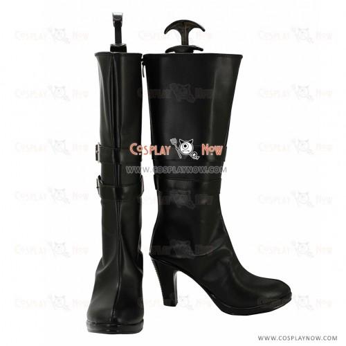 RWBY Season 2 Cosplay Shoes Blake Belladonna Boots