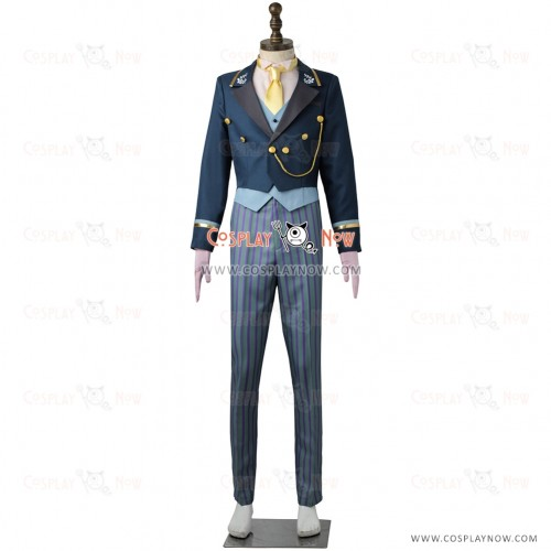A3 First WINTER EP Cosplay Arisugawa Homare Costume