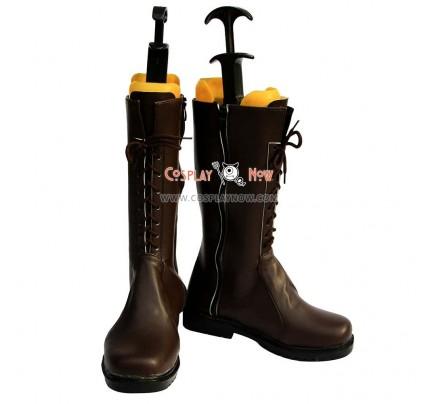 Daomu Biji Cosplay Shoes Kylin Zhang Boots