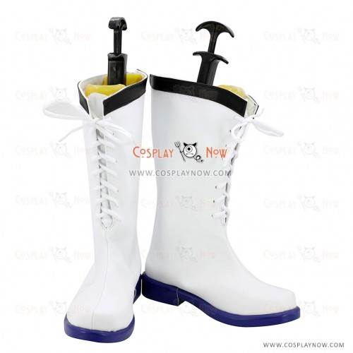 Tsukiuta Cosplay Shoes Fuduki Kai Boots