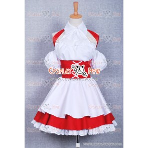Chobits Cosplay Chii Costume