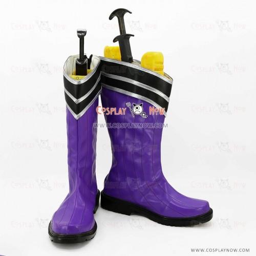 Kingdom Hearts Cosplay Shoes Riku Boots