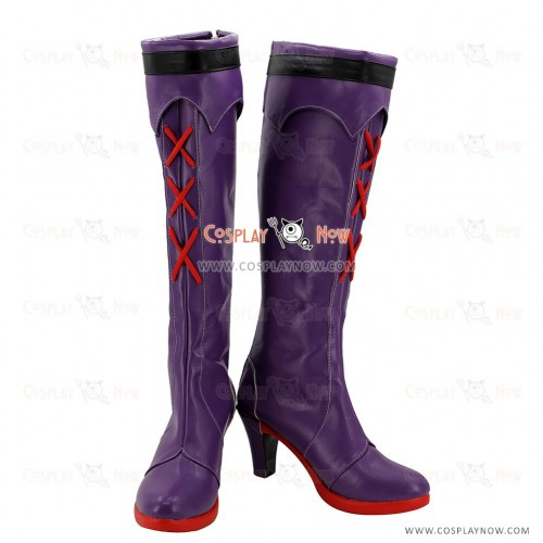MmiHoYo Cosplay Shoes Yae Sakura Boots