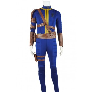 Game Fallout 4 Vault Boy 111 Cosplay Costume