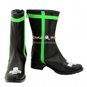 The Seven Deadly Sins Cosplay Shoes Boar's Sin of Gluttony Merlin Boots