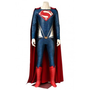 Clark Kent Costume For Superman Man Of Steel Cosplay