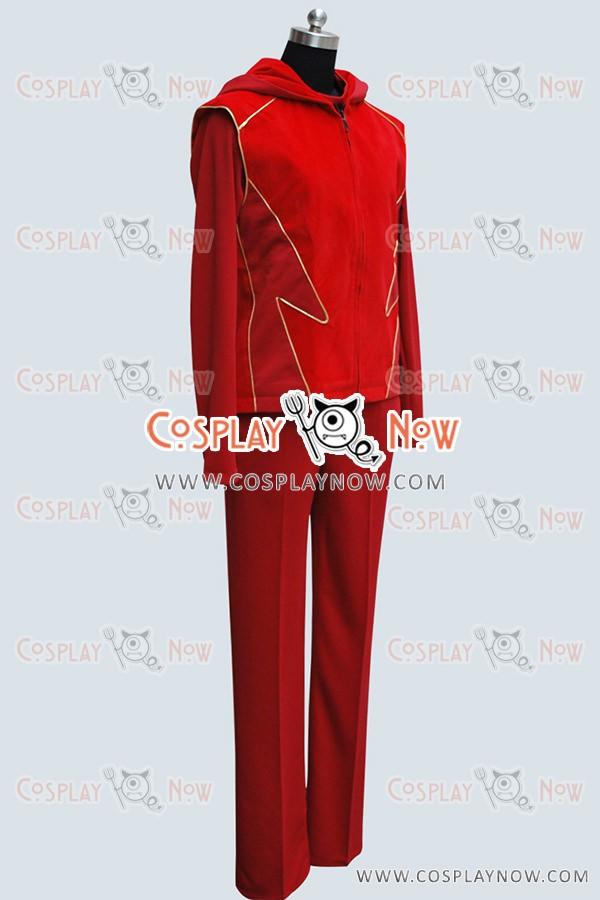 & Smallville Flash Impulse Cosplay Costume