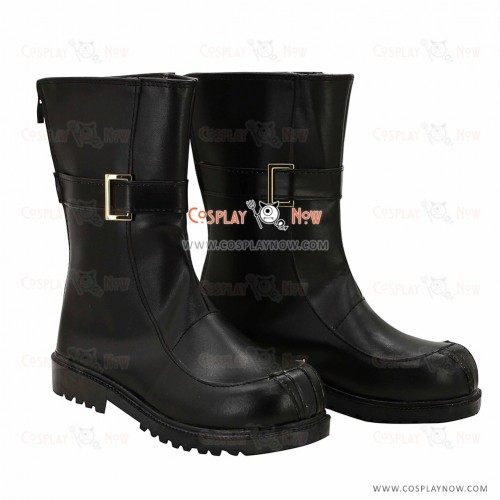 Sword Art Online II Cosplay Shoes Phantom Bullet Asada Shino Boots