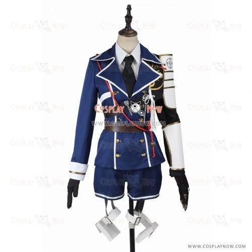 Touken Ranbu Cosplay Shinano Toushirou Costume
