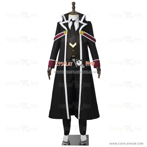 Teacher Heine Wittgenstein Cosplay Costume from The Royal Tutor