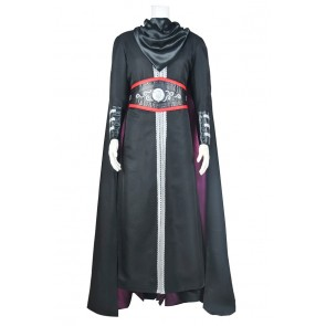 Once Upon A Time In Wonderland Cosplay Jafar Costume