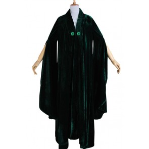 Harry Potter Cosplay Minerva McGonagall Costume