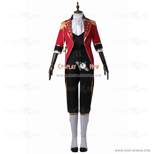 Rui Aiba Costume Cosplay MARGINAL#4