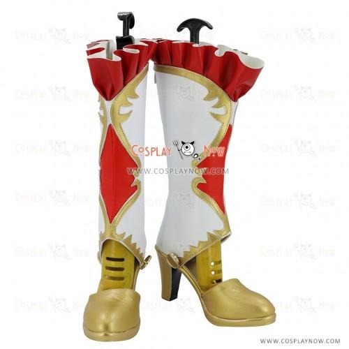 Love Live Cosplay Shoes Hanayo Koizumi Boots