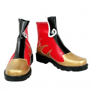 Dynasty Warriors Cosplay Zhou yu Shoes