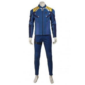 Captain James T Kirk Costume For Star Trek Beyond Cosplay