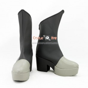 The King's Avatar Cosplay Shoes Zhou zekai Boots