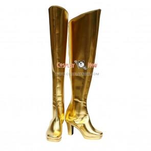 X Men Cosplay Shoes Phoenix Boots