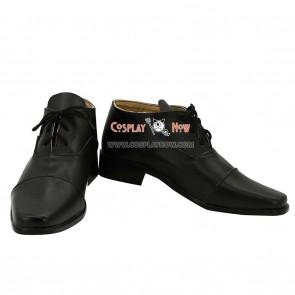 RWBY Professor Ozpin Cosplay Shoes