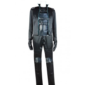 X-Men Apocalypse Professor X Cosplay Costume Uniform