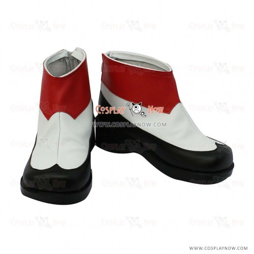 Inazuma Eleven Terumi Aphrodi Artificial Leather Cosplay Shoes
