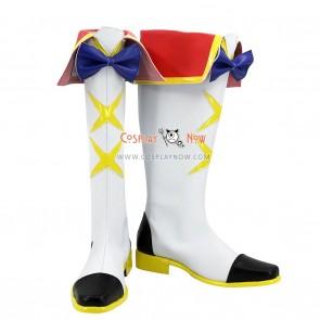 Aikatsu Cosplay Shoes Shiratori Hime Boots