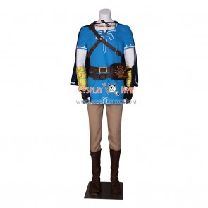 The Legend of Zelda Cosplay Link Costumes