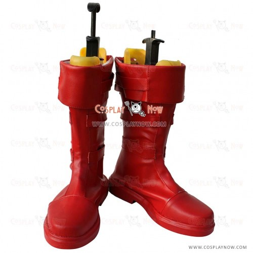 Tales of Symphonia Cosplay Shoes Lloyd Irving Boots