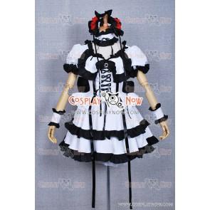 Haruhi Suzumiya Lolita Dress Cosplay Costume