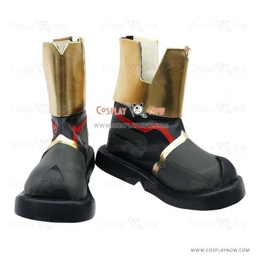 Kingdom Hearts:Birth by Sleep Cosplay Shoes Ventus Boots
