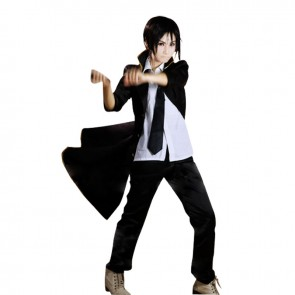 K Cosplay Kuroh Yatogami Suit Uniform Costume