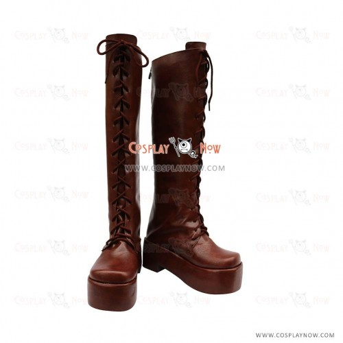 The Legend of Heroes Cosplay Shoes Anelace Elfead Boots