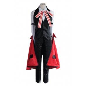 Grell Sutcliff Costume For Black Butler Cosplay
