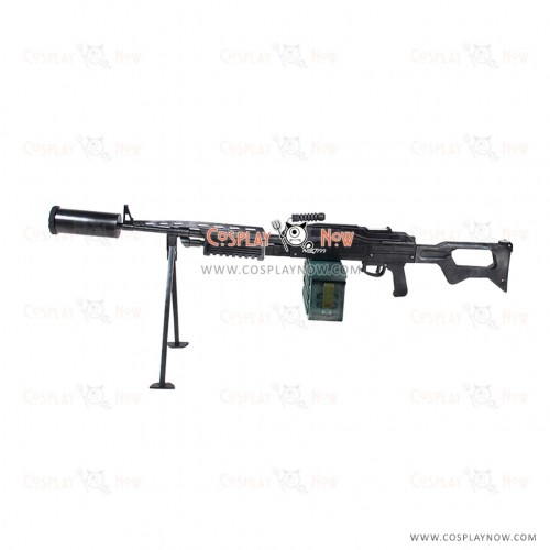 Girls Frontline AEK999 Cosplay Prop