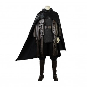 Star Wars Luke SkywalkerCosplay Costumewith custom made for Adults and Toddlers