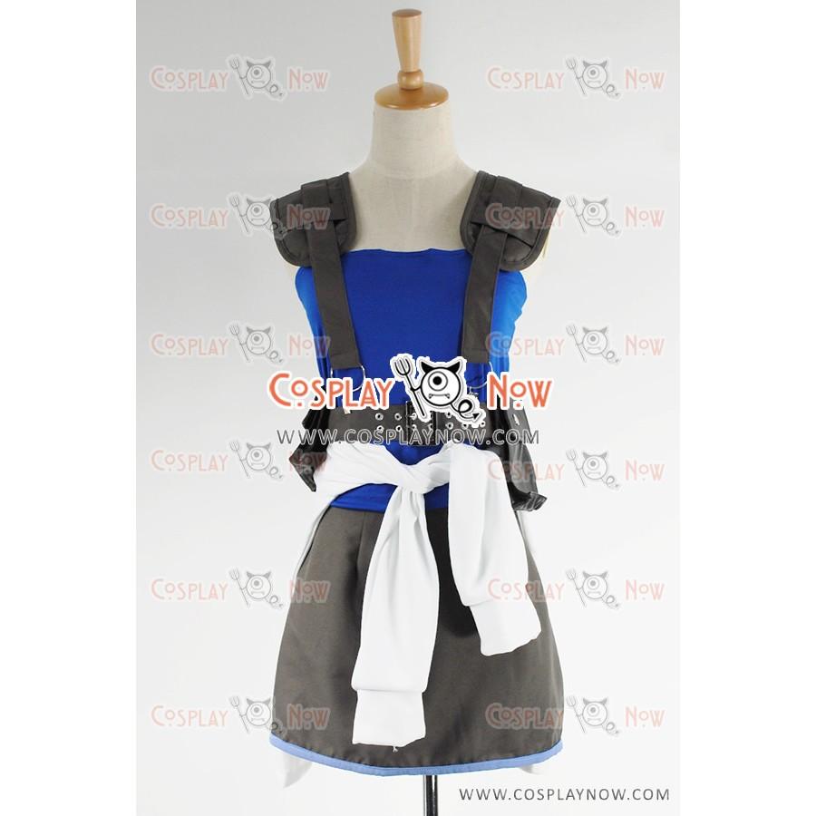 Resident Evil 3 Jill Valentine Cosplay Costume