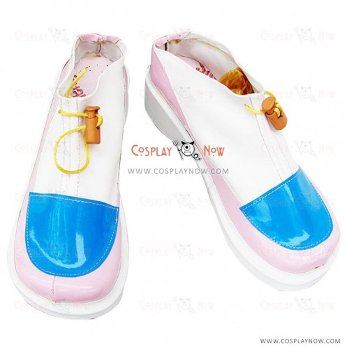 Kingdom Hearts Kairi Cosplay Shoes
