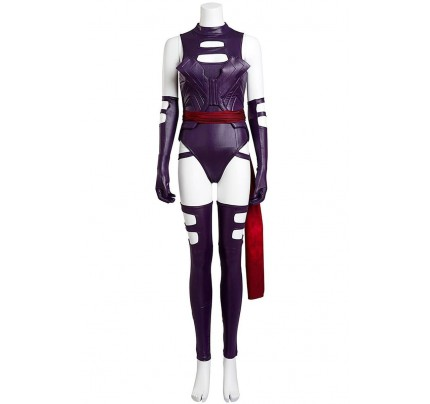 Psylocke Costume For X Men Apocalypse Cosplay
